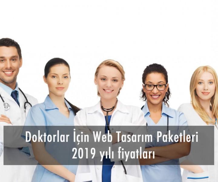 Doktor web sitesi tasarımı İzmir - 2019 yılı trendleri
